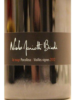 Wine NICOLAS MARIOTTI BINDI ROUGE  'PORCELLESE' VIEILLES VIGNES 2012