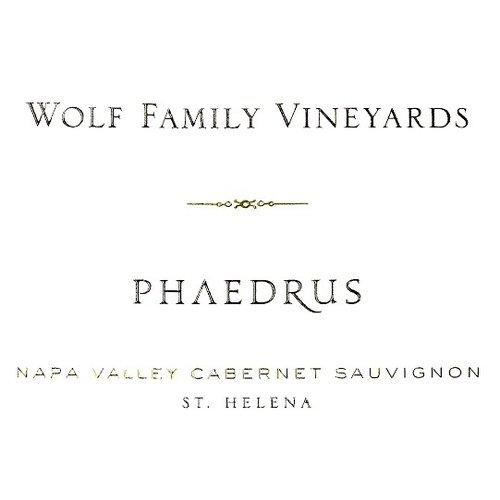 Wine WOLF FAMILY VINEYARDS CABERNET SAUVIGNON 'PHAEDRUS' 2014