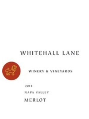 Wine WHITEHALL LANE MERLOT 2015
