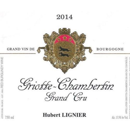 Wine HUBERT LIGNIER GRIOTTE-CHAMBERTIN 1.5L 2015