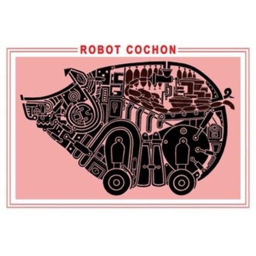 Wine DOMAINE JULIE BENAU TEMPRANILLO ROBOT COCHON 2017
