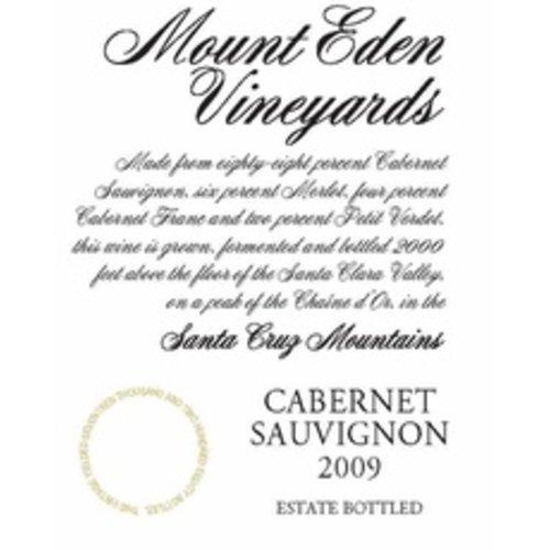 Wine MOUNT EDEN CABERNET SAUVIGNON ESTATE 2013