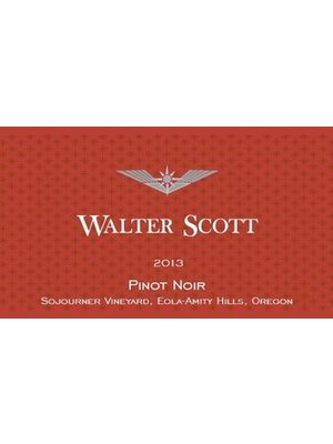 Wine WALTER SCOTT PINOT NOIR 'SOJOURNER' 2015