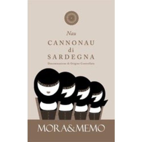 Wine MORA E MEMO NAU CANNONAU DI SARDEGNA 2016
