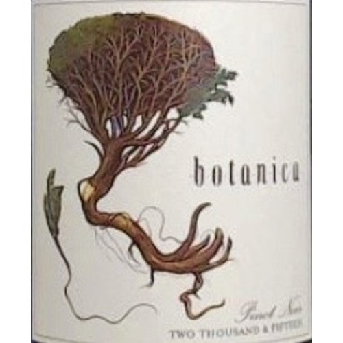 Wine ANTICA TERRA 'BOTANICA' PINOT NOIR 2015