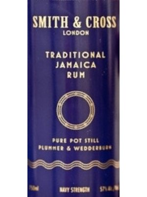 Spirits SMITH & CROSS JAMAICAN RUM