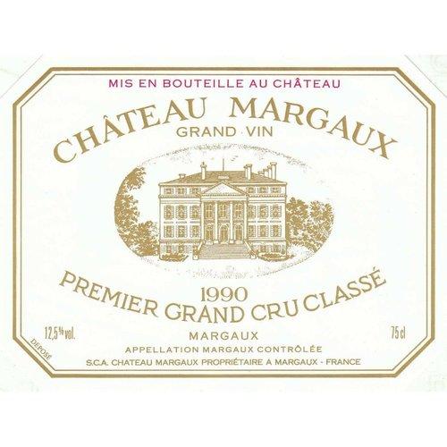 Wine CH MARGAUX 1990