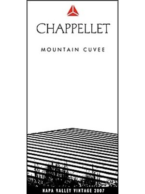Wine CHAPPELLET MOUNTAIN CUVEE 2016