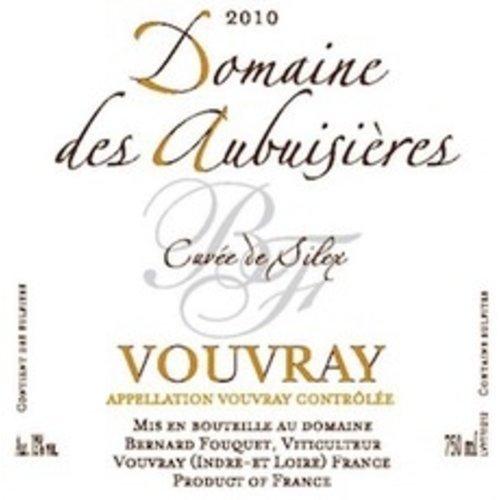 Wine DOMAINE DES AUBUISIERES VOUVRAY 'CUVEE DE SILEX' 2017