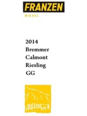 Wine FRANZEN BREMMER CALMONT RIESLING GG 2015