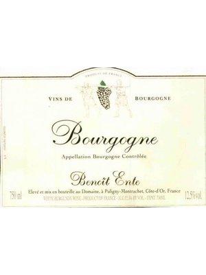 Wine BENOIT ENTE BOURGOGNE BLANC 2016