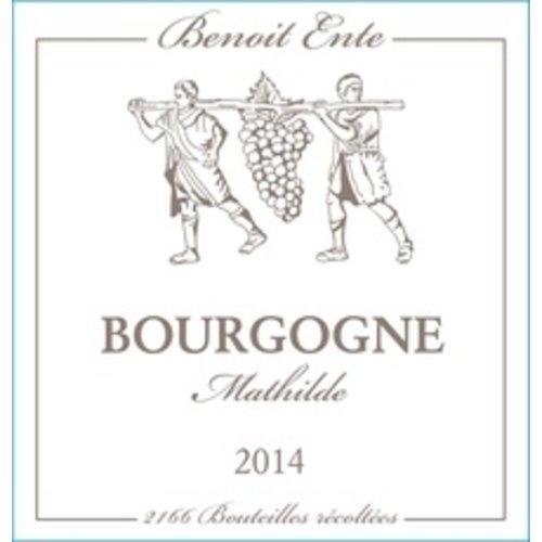 Wine BENOIT ENTE BOURGOGNE ROUGE MATHILDE 2016