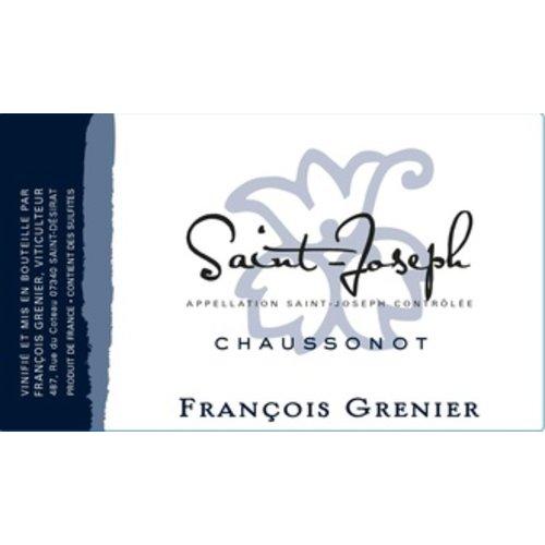 Wine FRANCOIS GRENIER CHAUSSONAT SAINT JOSEPH 2015