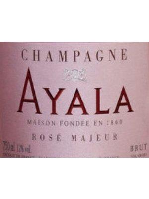 Sparkling AYALA BRUT ROSE MAJEUR CHAMPAGNE NV<br /> PRODUCED BY BOLLINGER