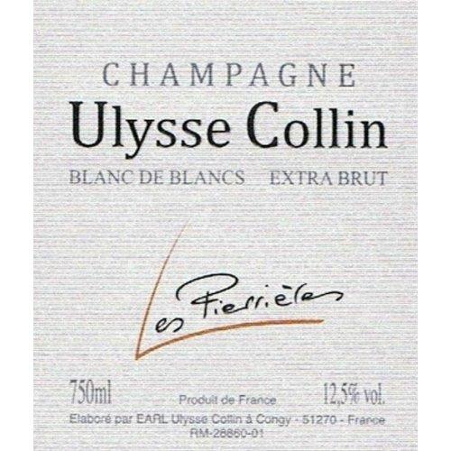 Sparkling ULYSSE COLLIN EXTRA BRUT BLANC DE BLANCS 'LES PERRIERES' CHAMPAGNE NV [2014]