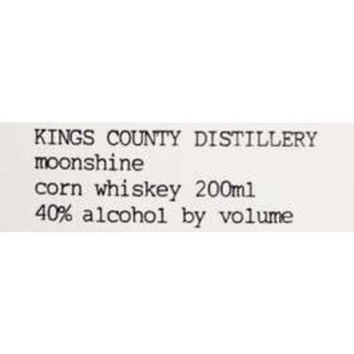 Spirits KINGS COUNTY DISTILLERY MOONSHINE 200ML