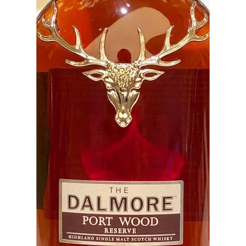 Spirits DALMORE PORT WOOD RESERVE