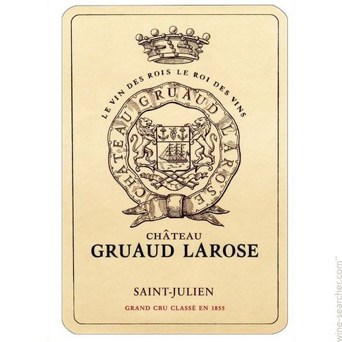 Wine CH GRUAUD-LAROSE 1970