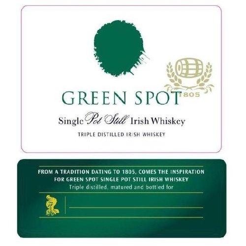 Spirits GREEN SPOT IRISH WHISKEY