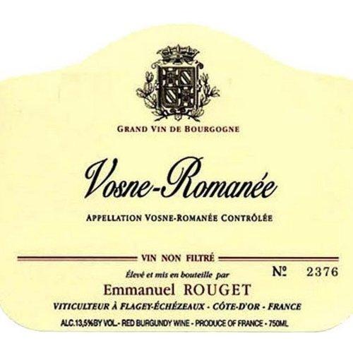 Wine EMMANUEL ROUGET VOSNE ROMANEE 2015