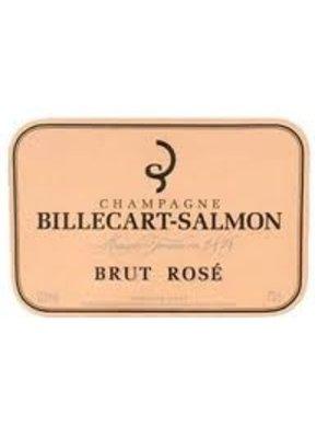 Sparkling BILLECART-SALMON BRUT ROSE CHAMPAGNE NV