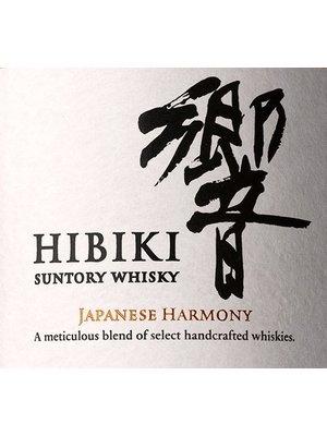 Spirits SUNTORY HIBIKI HARMONY