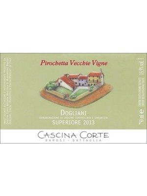 Wine CASCINA CORTE DOGLIANI PIROCHETTA 2012 1.5L