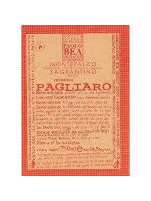 Wine PAOLO BEA SAGRANTINO DE MONTEFALCO SECCO 'VIGNETO PAGLIARO' 2010