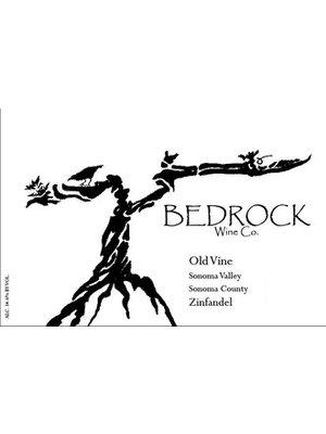 Wine BEDROCK WINE CO. ZINFANDEL OLD VINES 2016