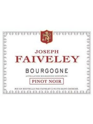 Wine JOSEPH FAIVELEY BOURGOGNE ROUGE 2016