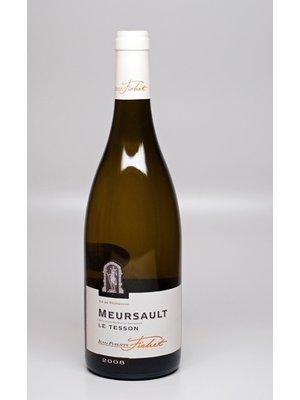 Wine JEAN-PHILIPPE FICHET MEURSAULT 'TESSON' 2011