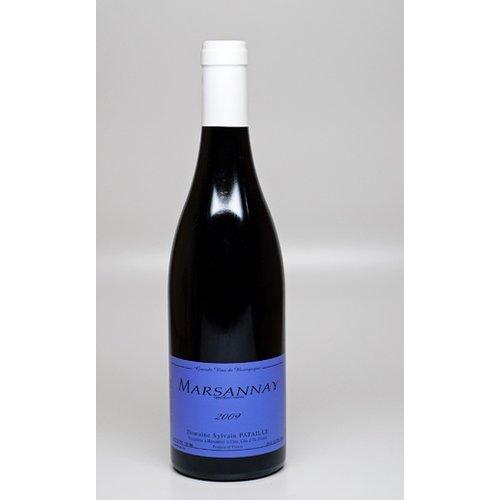 Wine SYLVAIN PATAILLE MARSANNAY ROUGE 2014
