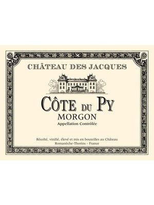 Wine CHATEAU DES JACQUES 'COTE DU PY' MORGON 2015 3L