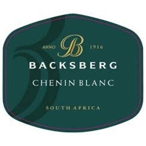 Wine BACKSBERG CHENIN BLANC 2017