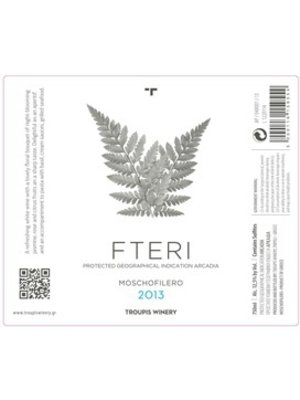 Wine TROUPIS WINERY MOSCHOFILERO FTERI 2017