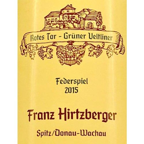 Wine WEINGUT FRANZ HIRTZBERGER GRUNER VELTLINER ROTES TOR FEDERSPIEL 2015