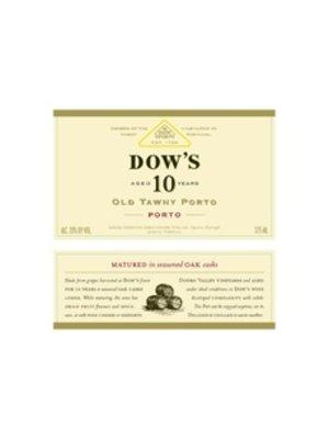 Wine DOW'S 10 YEAR TAWNY PORT