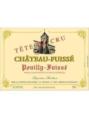 Wine CHATEAU FUISSE POUILLY-FUISSE TETE-DE-CRU 2015