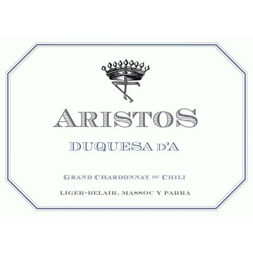 Wine ARISTOS CHARDONNAY DUQUESA DA 2011
