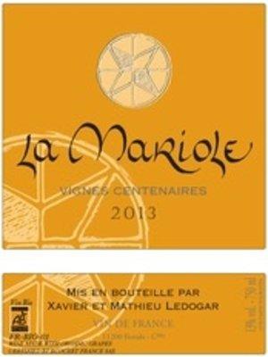 Wine DOMAINE LEDOGAR 'MARIOLE' VIGNES CENTENAIRES 2013