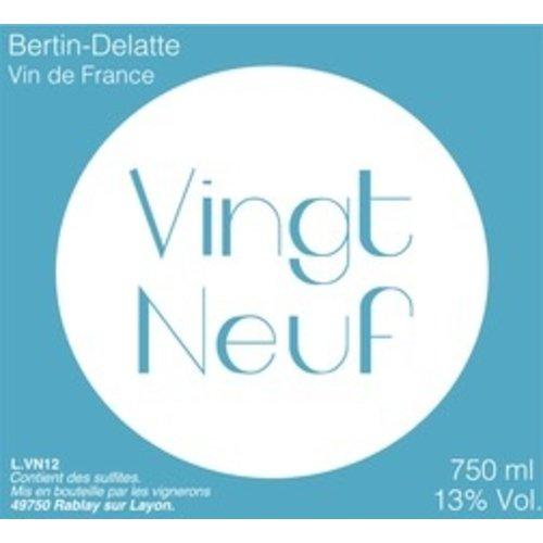 Wine BERTIN-DELATTE VINGT NEUF 2013