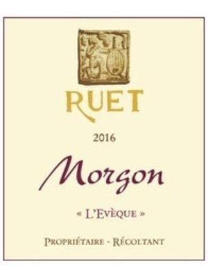Wine DOMAINE RUET MORGON 'L'EVEQUE' 2016