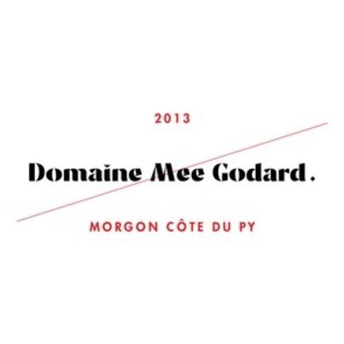 Wine DOMAINE MEE GODARD MORGON COTE DU PY 2015