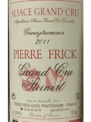 Wine PIERRE FRICK GEWURZTRAMINER GRAND CRU STEINERT 2011