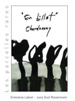 Wine DOMAINE LABET 'EN BILLAT' CHARDONNAY 2013