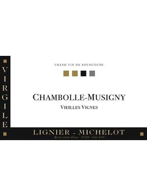 Wine LIGNIER-MICHELOT CHAMBOLLE MUSIGNY VIELLES VIGNES 2016