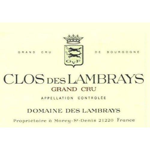 Wine DOMAINE DES LAMBRAYS CLOS DES LAMBRAYS GRAND CRU 2006 6L