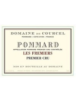 Wine DOMAINE DE COURCEL POMMARD 'LES FREMIERS' 1ER CRU 2009