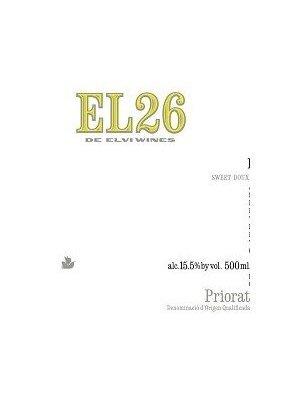 Wine ELVI EL26 'ELITE' 2014