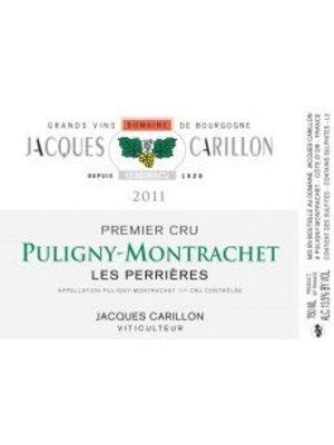 Wine JACQUES CARILLON PULIGNY-MONTRACHET 'LES PERRIERES' 1ER CRU 2016
